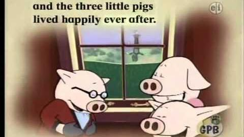 Pigs, Pigs, Pigs - The Three Little Pigs