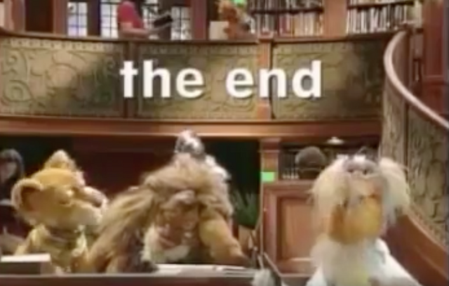 File:The End closing title.png