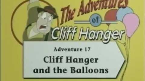 Between the Lions Cliff Hanger and the Balloons