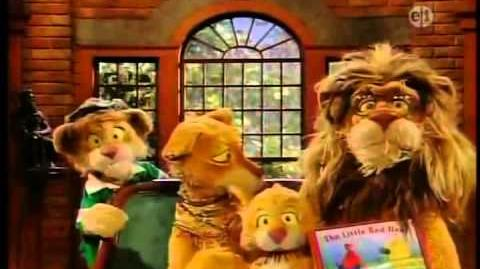 Between the Lions 5x06 Click, Clack, Moo; the Little Red Hen