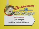 Cliff Hanger and the Soiled Oil Lamp