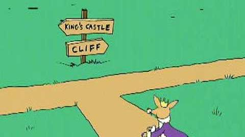 Between the Lions- Cliff Hanger and the Kindly Kangaroo King