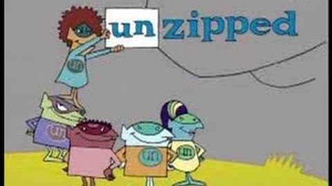 """Between the Lions The UN People """"zipped-unzipped"""""""
