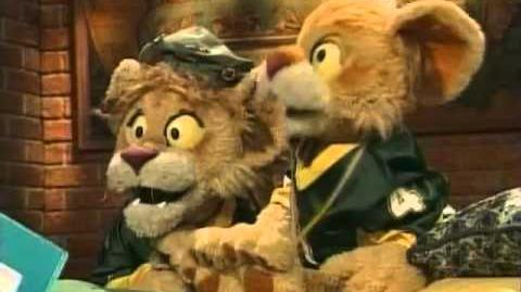 Between The Lions Episode 48 Why The Baboons Balloon Went Ka Boom!