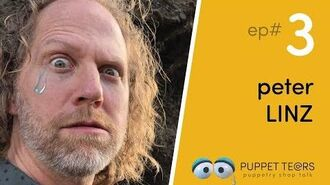 Puppet Tears, ep.003 — Peter Linz, the Muppet performer behind Walter, Ernie, Tutter + more