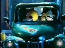 Sam spud car