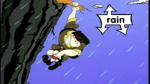 Between the Lions- Cliff Hanger and the Rain
