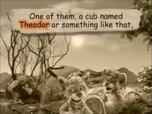 A Cub Named Theodor