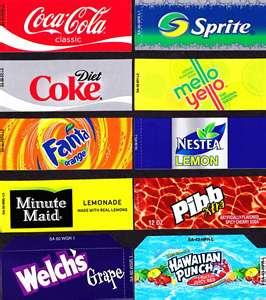 Variety soda