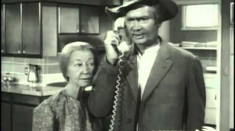 The Beverly Hillbillies Season 1 episode 4 - The Clampetts Meet Mrs Drysdale