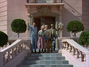The Beverly Hillbillies waving goodbye