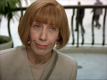 Lily Tomlin as Jane Hathaway