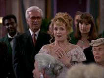 Laura as Laurette acting surprised