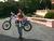 Jethro & motorcycle