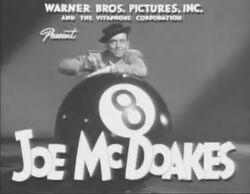 Joe McDoakes title card