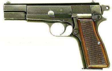 Browning HP West German Police
