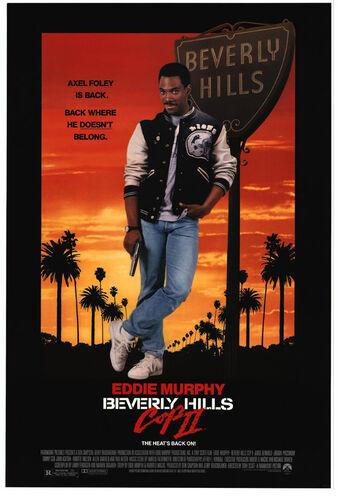 Beverly Hills Cop Ii Beverly Hills Cop Wiki Fandom