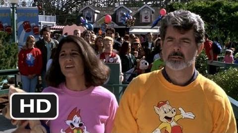 Beverly Hills Cop 3 (3 9) Movie CLIP - George Lucas at Wonderworld (1994) HD