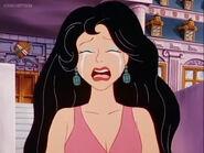 Bianca crying