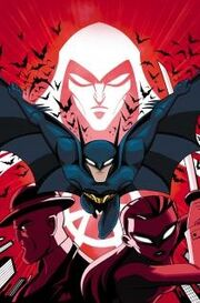 Beware the batman comic book