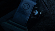 Margaret Sorrow's grave