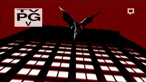 Beware The Batman Full Intro 2013