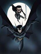 Batman and Katana