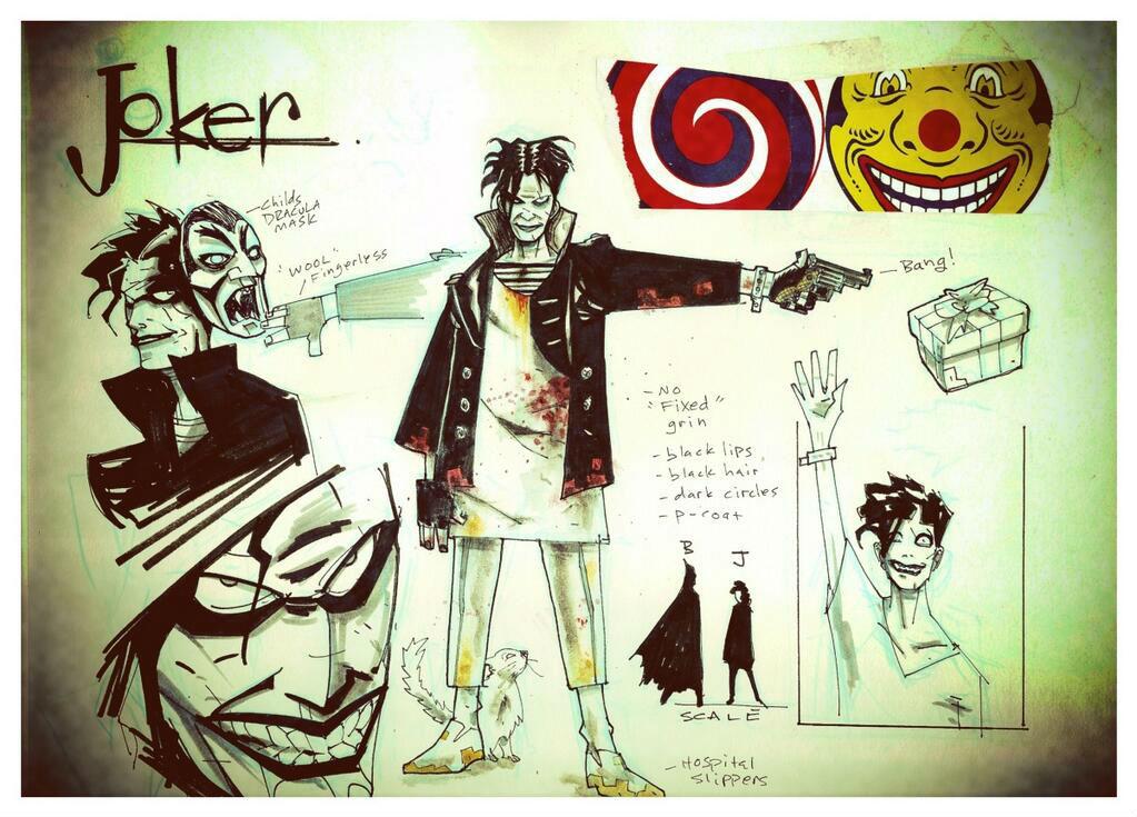 User Blogthe Magnolia Killerwhat Would Joker Look Like If He Was