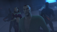Ra's al Ghul League of Assassins