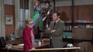 Endora (with Serena) un-pauses Dusty and Darrin