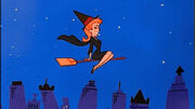 Bewitched animated Sam