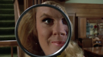 S5E10 - Sam's face zoomed in by Uncle Arthur's magnifying glass
