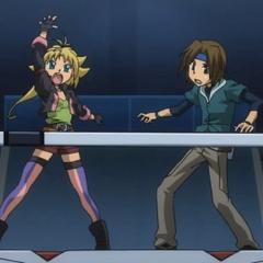Mei: Nemesis! Minato: Mei, co ty robisz?