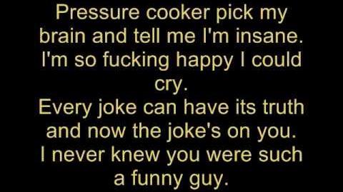 Green Day Nice Guys Finish Last lyrics