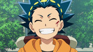 Valt's funny grin