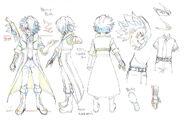 Beyblade Burst Chouzetsu Suoh Goshuin Concept Art 3