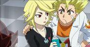 Fubuki and Ranjiro