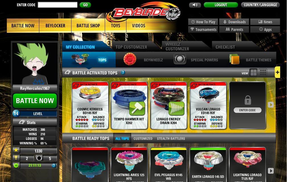 Beybladebattles beyblade wiki fandom powered by wikia beylocker voltagebd Image collections