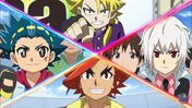 Beyblade Rivals clash