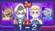 Burst Rise E3 - Dante vs. Fumiya Final Score