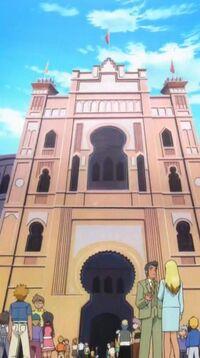 Palacio Del Hoja