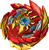 BBSK Super Hyperion Xceed 1A Beyblade
