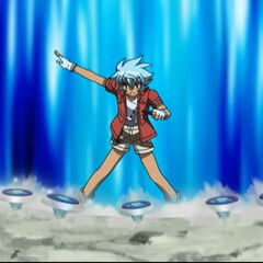 Hikarus Special Move