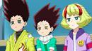 Burst Rise E3 - Arman, Taka, and Ichika