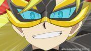 Zac's radiant smile