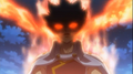 Beyblade 4D Ryuga looks possessed...