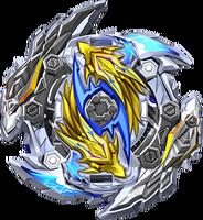 BBGT Zwei Longinus Drake Spiral' Metsu Beyblade