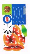 Dranzerv2 sticker sheet