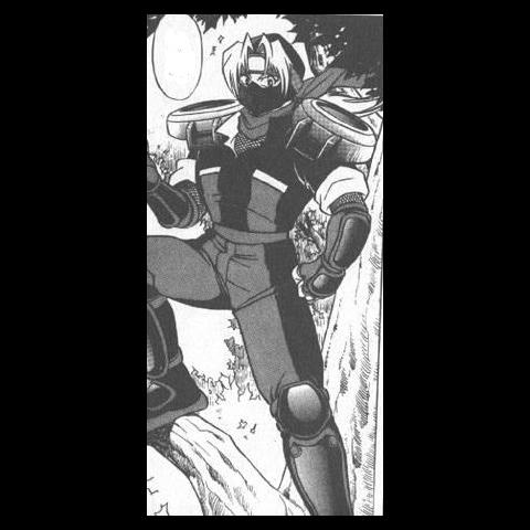Hiro im Manga