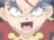 Ozuma Yelling